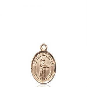 St. Petronille Charm - 14 KT Gold (#85028)