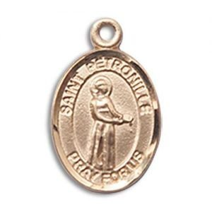 St. Petronille Charm - 14 Karat Gold Filled (#85027)