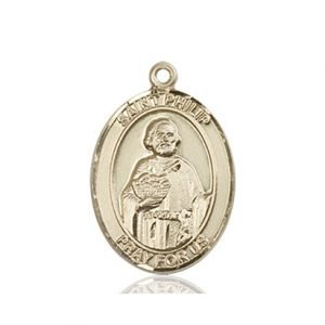 St. Philip the Apostle Medal - 83512 Saint Medal
