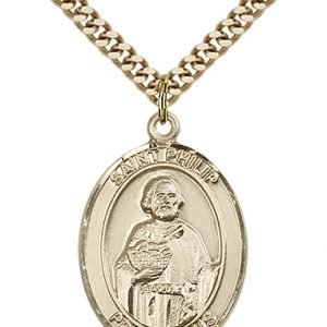 St. Philip the Apostle Medal - 82145 Saint Medal