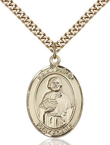 St. Philip the Apostle Medal - 82145 Saint Medal