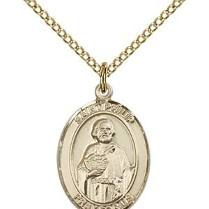 St. Philip the Apostle Medal - 83511 Saint Medal