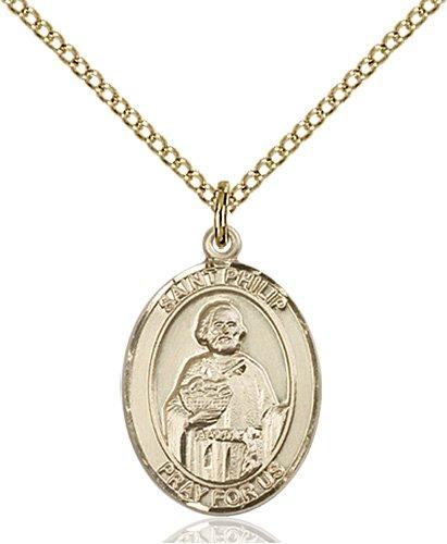 St. Philip the Apostle Medal - 83511 Saint Medal