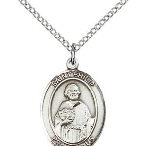 St. Philip the Apostle Medal - 83513 Saint Medal