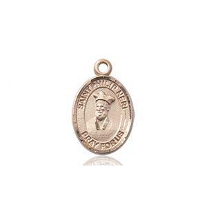 St. Philip Neri Charm - 14 KT Gold  (#85419)