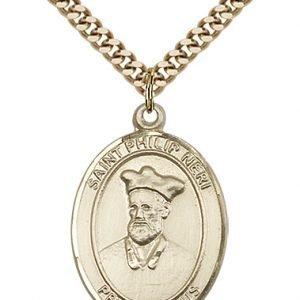 St. Philip Neri Medal - 82859 Saint Medal