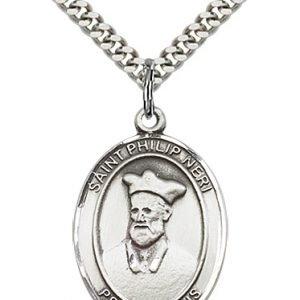 St. Philip Neri Medal - 82861 Saint Medal