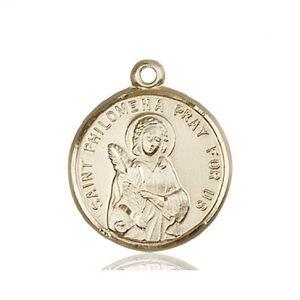 St. Philomena Medal - 81817 Saint Medal