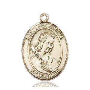 St. Philomena Medal - 82134 Saint Medal
