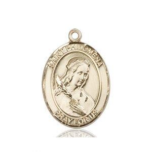 St. Philomena Medal - 83500 Saint Medal