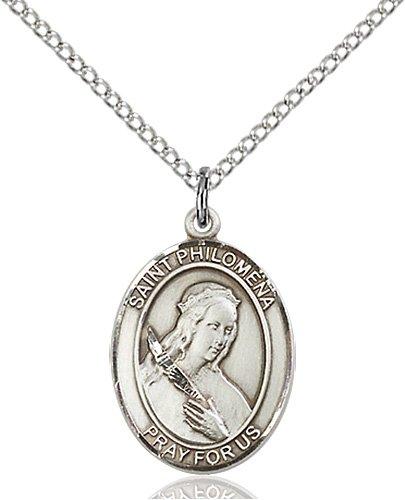 St. Philomena Medal - 83501 Saint Medal