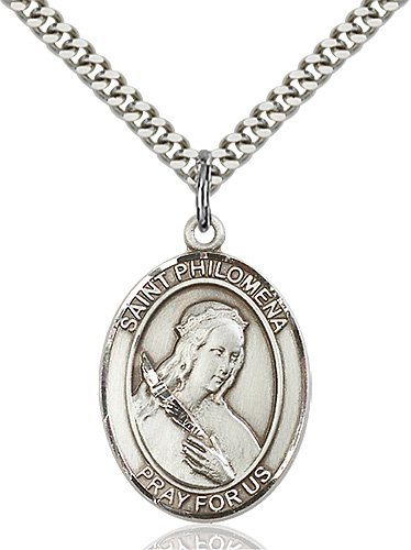 St. Philomena Medal - 82135 Saint Medal