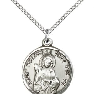 St. Philomena Medal - 81818 Saint Medal