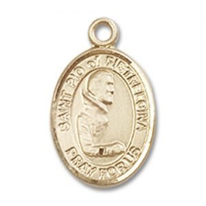 St. Pio of Pietrelcina Charm - 84811