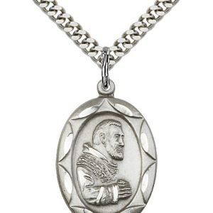 St. Pio of Pietrelcina Medal - 83078 Saint Medal
