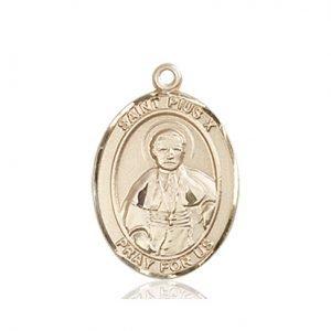 St. Pius X Medal - 84061 Saint Medal