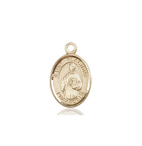 St. Placidus Charm - 85100 Saint Medal