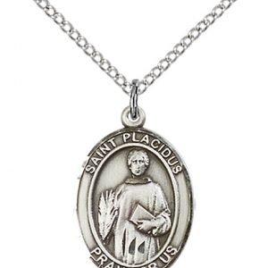St. Placidus Medal - 83912 Saint Medal