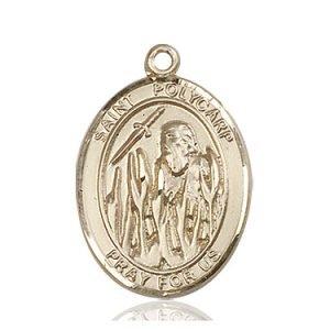 St. Polycarp of Smyrna Medal - 82845 Saint Medal