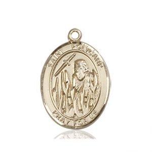 St. Polycarp of Smyrna Medal - 84217 Saint Medal