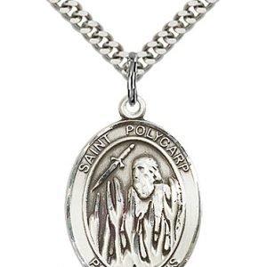St. Polycarp of Smyrna Medal - 82846 Saint Medal