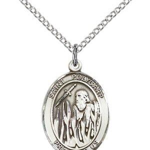 St. Polycarp of Smyrna Medal - 84218 Saint Medal