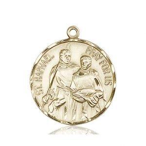 St. Raphael Medal - 81620 Saint Medal