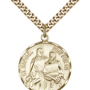 St. Raphael Medal - 81619 Saint Medal