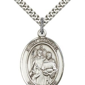 St. Raphael the Archangel Medal - 82171 Saint Medal