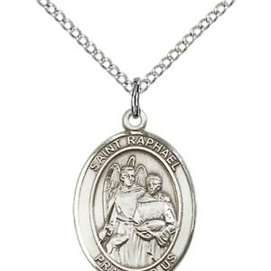 St. Raphael the Archangel Medal - 83537 Saint Medal