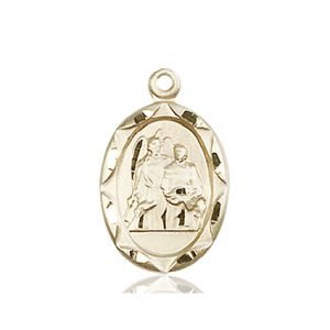 St. Raphael Pendant - 83034 Saint Medal