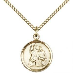 St. Raphael Pendant - 83004 Saint Medal
