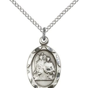 St. Raphael Pendant - 83035 Saint Medal