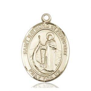 St. Raymond of Penafort Medal - 82905 Saint Medal