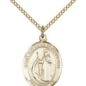 St. Raymond of Penafort Medal - 84276 Saint Medal