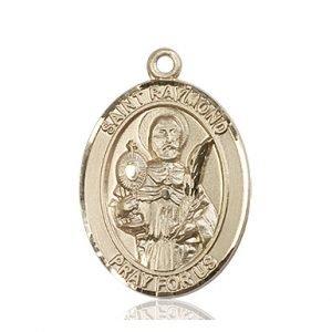 St. Raymond Nonnatus Medal - 82167 Saint Medal