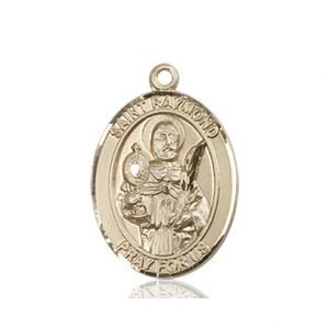 St. Raymond Nonnatus Medal - 83533 Saint Medal
