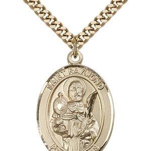 St. Raymond Nonnatus Medal - 82166 Saint Medal