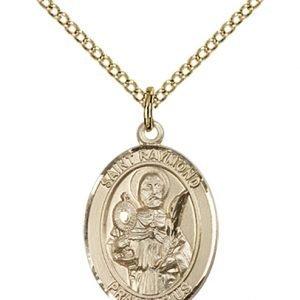 St. Raymond Nonnatus Medal - 83532 Saint Medal