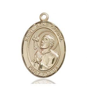 St. Rene Goupil Medal - 82773 Saint Medal
