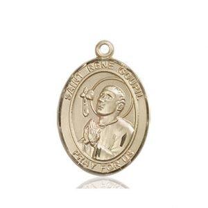St. Rene Goupil Medal - 84145 Saint Medal