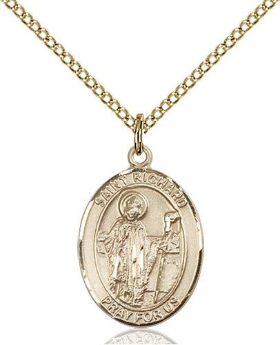 St. Richard Medal - 83538 Saint Medal