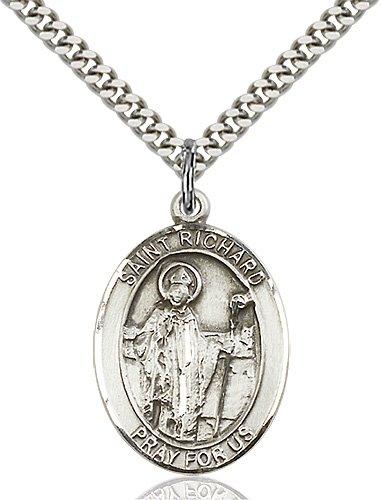 St. Richard Medal - 82174 Saint Medal