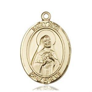 St. Rita of Cascia Medal - 82176 Saint Medal