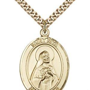 St. Rita of Cascia Medal - 82175 Saint Medal