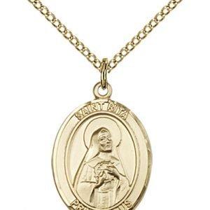 St. Rita of Cascia Medal - 83541 Saint Medal