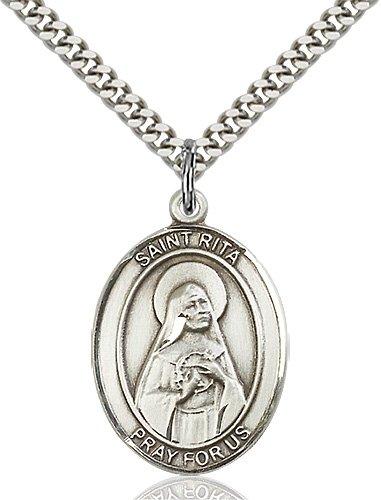 St. Rita of Cascia Medal - 19055 Saint Medal