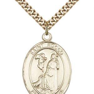 St. Rocco Medal - 82883 Saint Medal