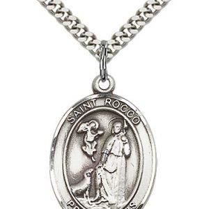 St. Rocco Medal - 82885 Saint Medal