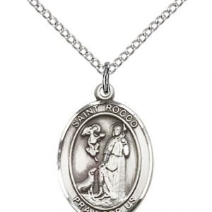 St. Rocco Medal - 84257 Saint Medal